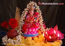 Mahalakshmi Vratam 2012