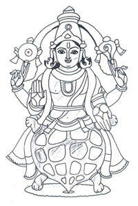 kurma avatara