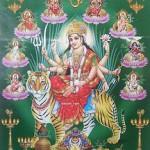 Durga Ashtami 2038 Date