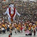 Ganesh Visarjan 2013 Dates